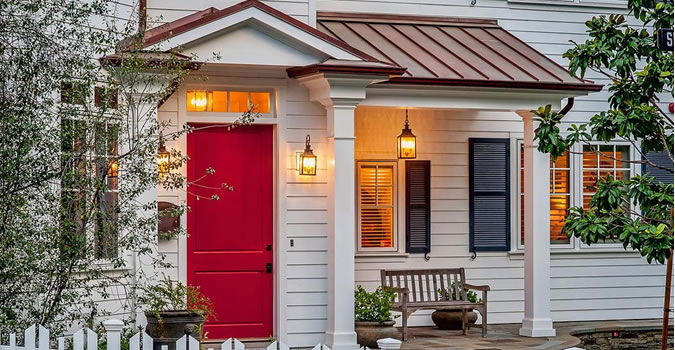 Exterior High Quality Painting Cape Coral Door painting in Cape Coral